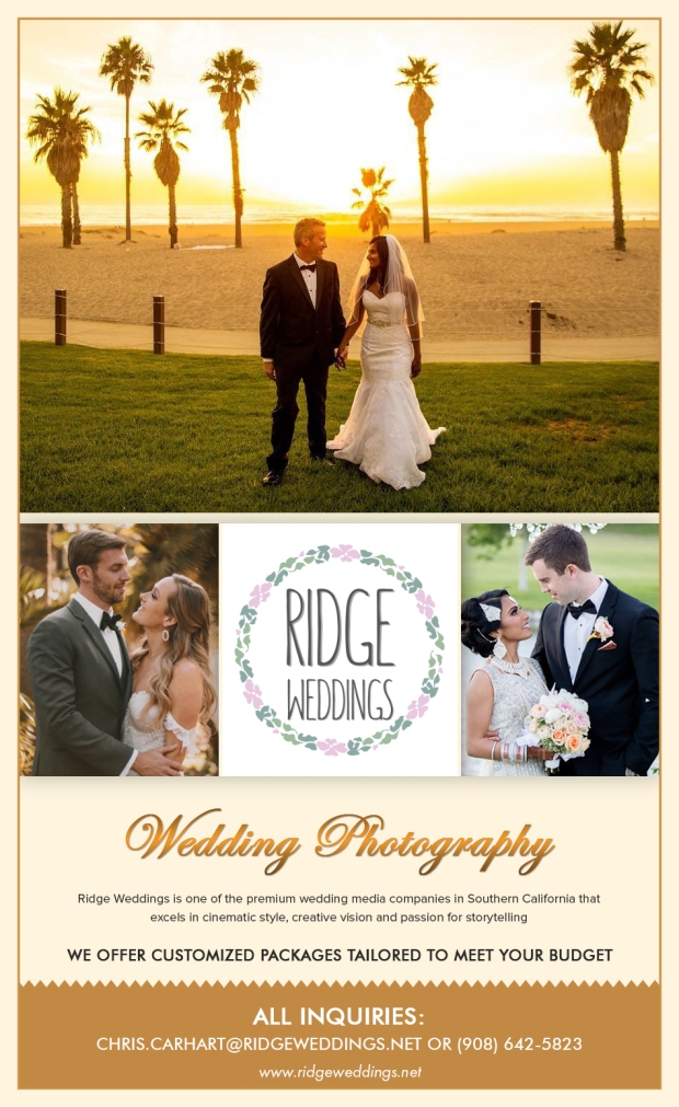 Wedding Photographer & Wedding Photography - RidgeWeddings